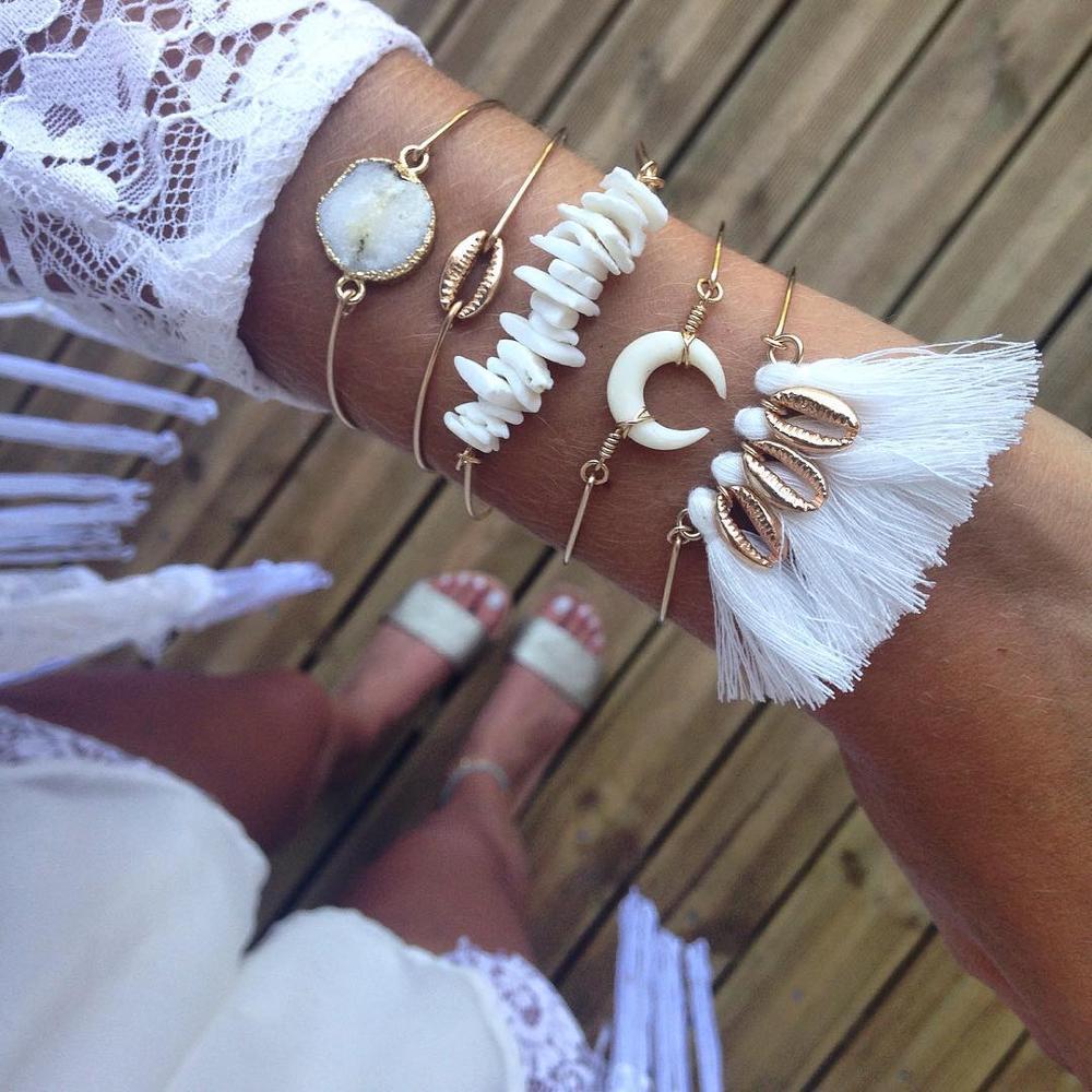 ALYXUY Jewelry 5 Pcs/set...