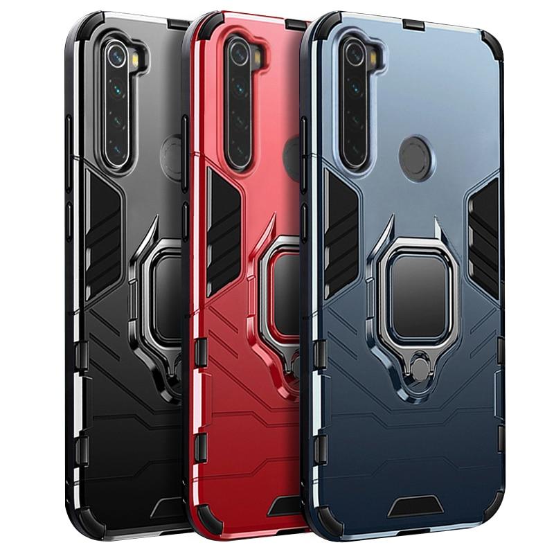 For Xiaomi Redmi Note 8T 8 8pro Cases For Xiomi Redmi Note 8 T Pro Case Anti-Knock Cover Phone Case For Redmi Note 8 Pro Cover(China)