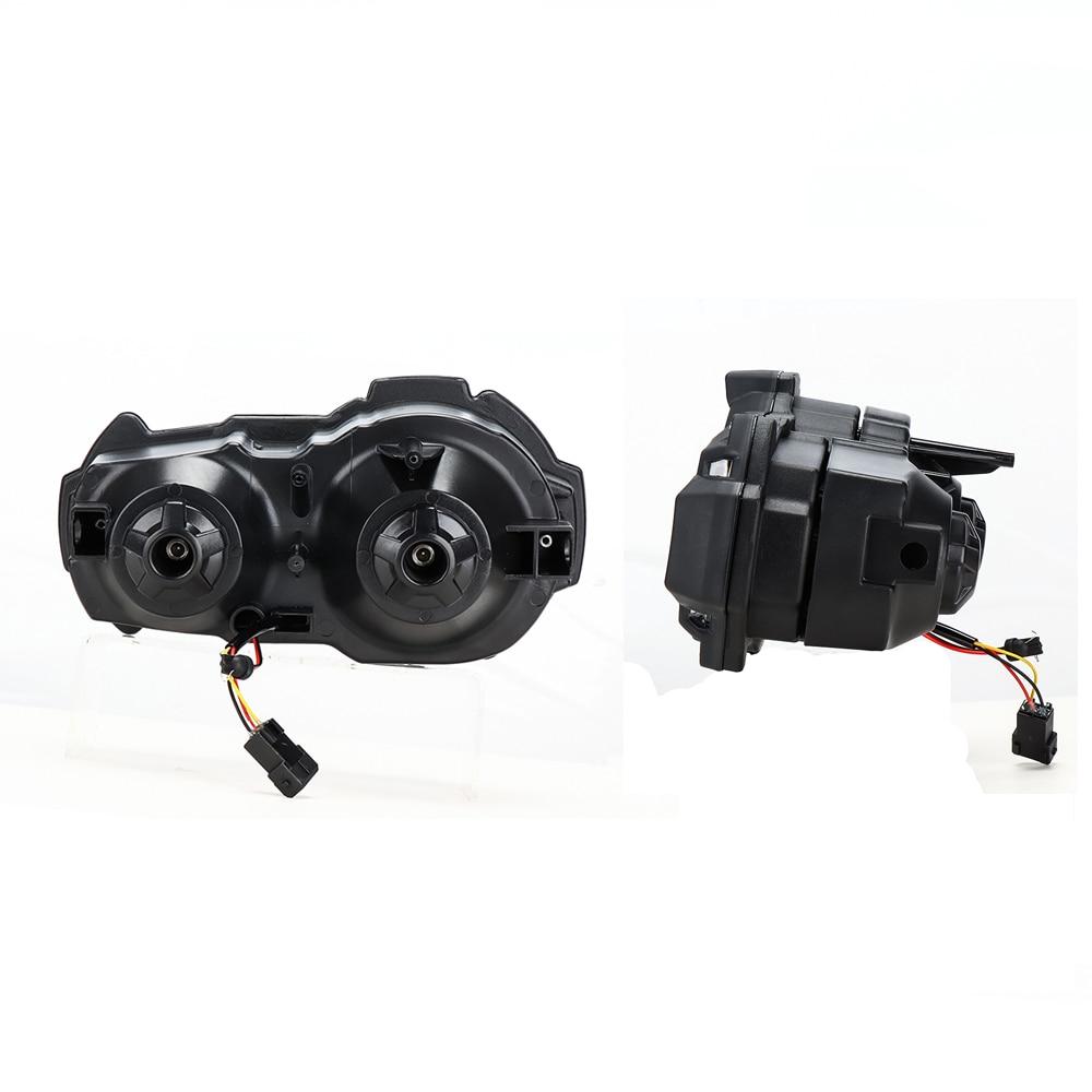 Nouveauté! projecteur de phares de Moto LED pour BMW R1200GS 2004-2012 R 1200GS ADV Adventure 2005-2013 - 5