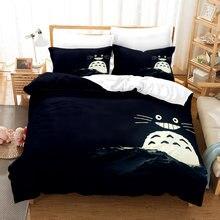 Комплект постельного белья с рисунком аниме Мой сосед Тоторо