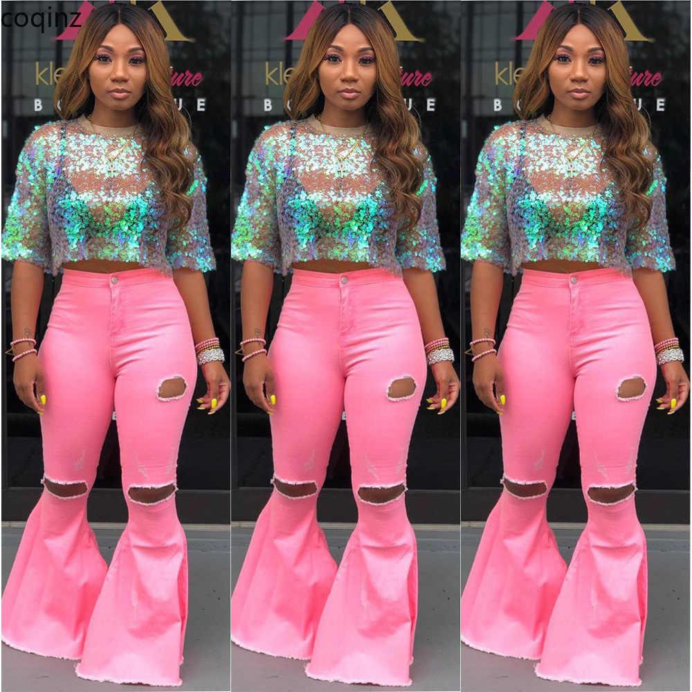 Большие размеры 2019 летние широкие расклешенные брюки женские брюки уличная женская одежда спортивные брюки женские s Pantalones Mujer HG5268