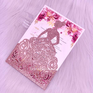 Online Shop For Quinceanera Invit Wholesale With Best Price