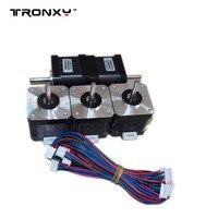 Tronxy ل 42 محرك متدرج SL42STH40 1684A Nema 17 موتور طابعة ثلاثية الأبعاد و نك XYZ شحن مجاني|قطع غيار طابعة ثلاثية الأبعاد وملحقاتها|الكمبيوتر والمكتب -