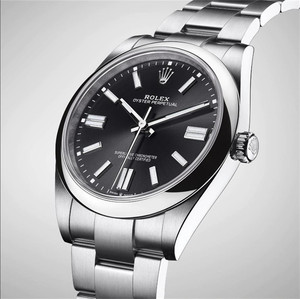 2020 New Rolex- Oyster-Perpetual- man women Automatic mechanical watch Leisure fashion Gift business men's watch 4878 orders