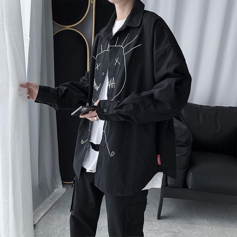 NiceMix Female Spring Autumn Outwear Corduroy Shirts Coat Women Tops Blouses Streetwear Blusas Femininas Elegant Camisas Mujer J