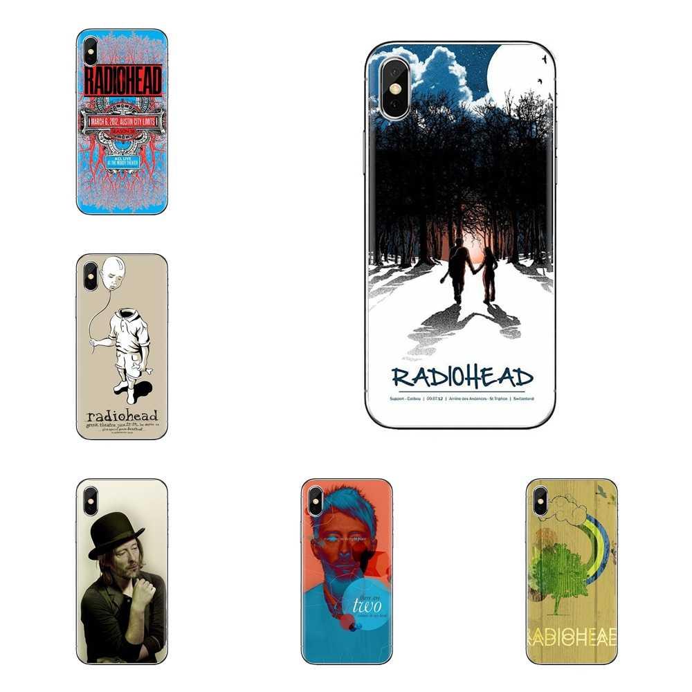 Radiohead Kid Một Thomas Edward Yorke Dành Cho Samsung Galaxy Samsung Galaxy S2 S3 S4 S5 Mini S6 S7 Edge S8 S9 Plus note 2 3 4 5 8 Coque Fundas Có