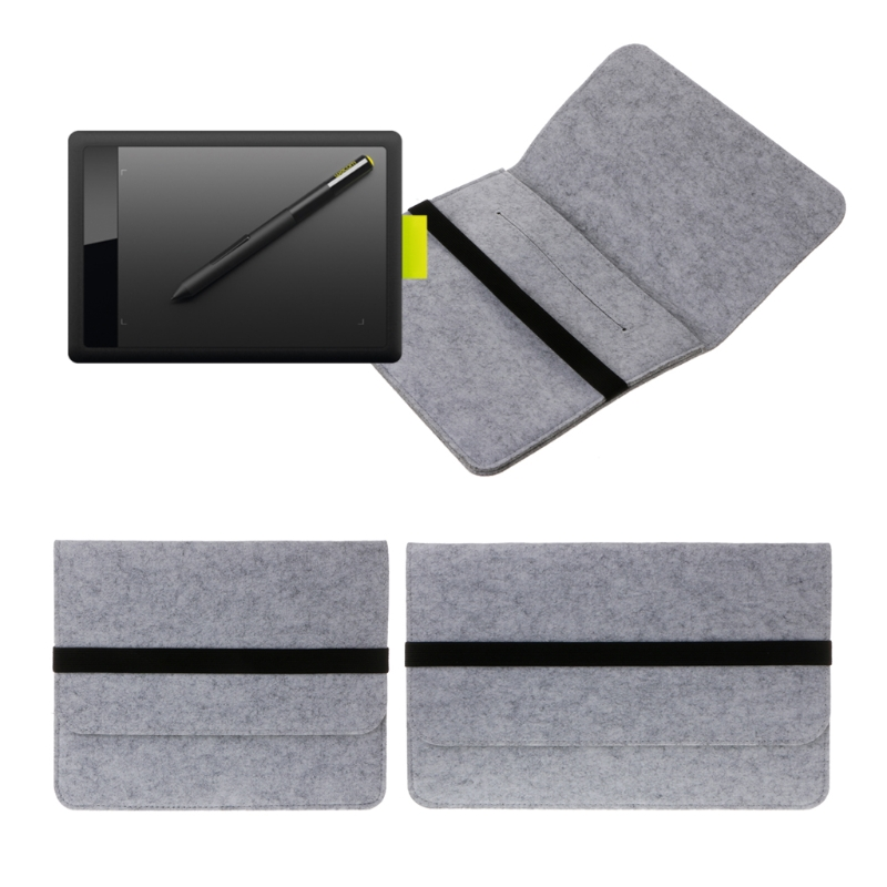 Protective Bag Digital Graphic Drawing Tablet Protective Cover for Wacom pth660