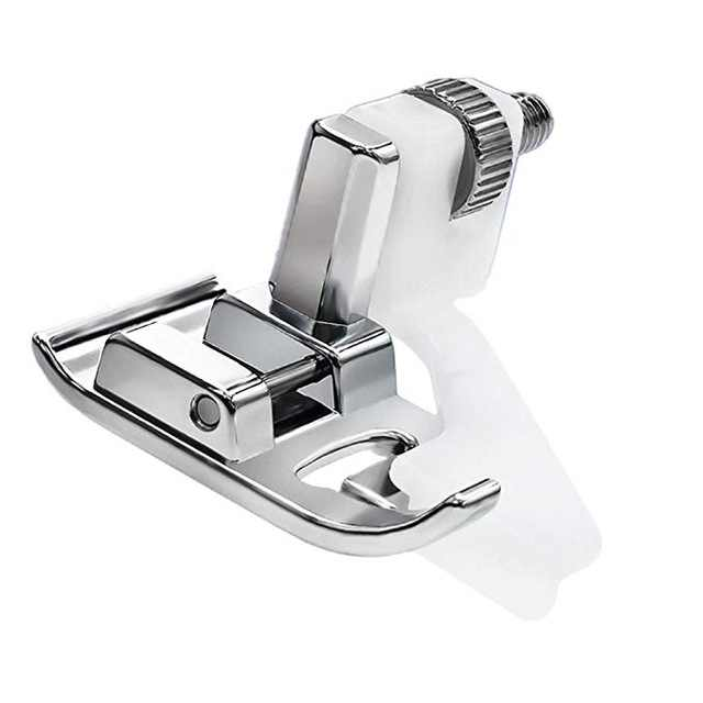 Sewing Machine Presser Foot For Brother Singer Janome Snap On Blind Hem Parts