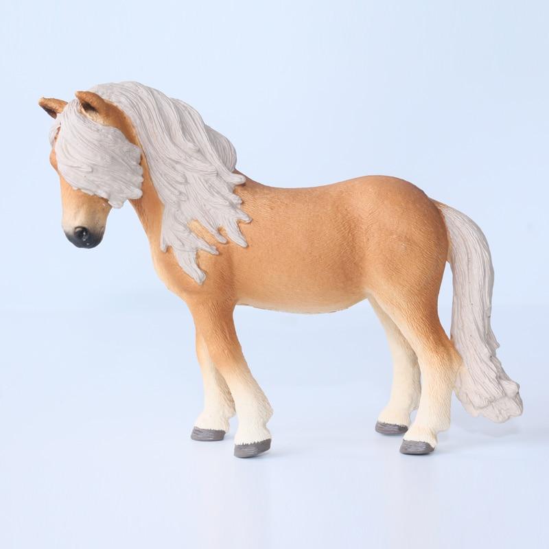 Фигурка животного из исландской лошади, #13790