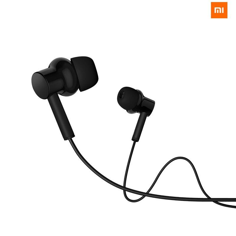 Xiao mi collier Bluetooth casque bande antibruit mi écouteurs sans fil Bluetooth casque Dyna mi c hybride écouteur - 5