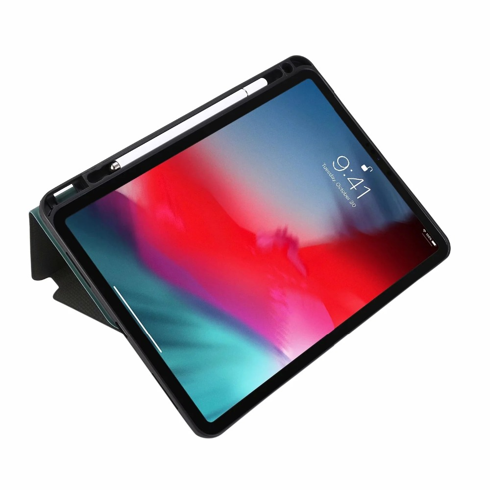 iPadpro Cover A2228 iPad 2021 for Slot Tablet PU 2018 TPU Pro Shell 2020 pro11 Pencil Leather Flip Thin 11 Case Stand A2301 Case