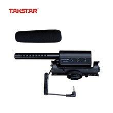 цена на Takstar SGC-598/ sgc 598 Condenser Video Recording Microphone for Nikon Canon Sony DSLR Camera Vlogging Interview Microphone