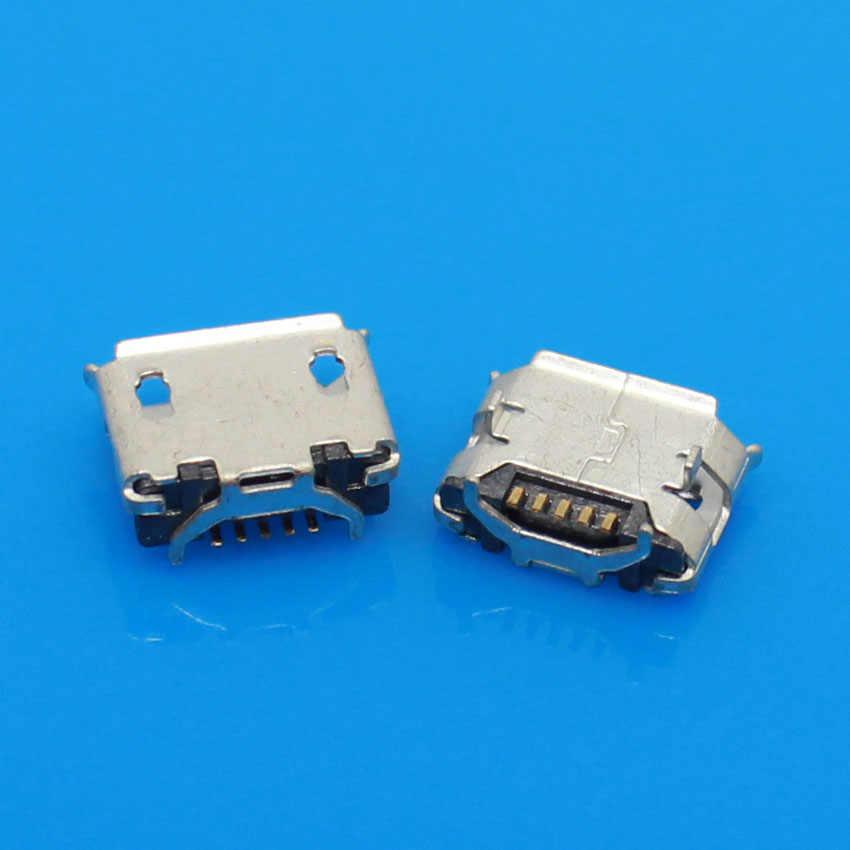 JCD зарядный порт Micro USB разъем широко используется для lenovo/для huawei/для coolpad и многих телефонов