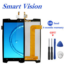 Für Cubot König kong LCD Display Touchscreen Digitizer Ersatz Telefon Teile Für Cubot Kingkong Display Screen LCD Display(China)