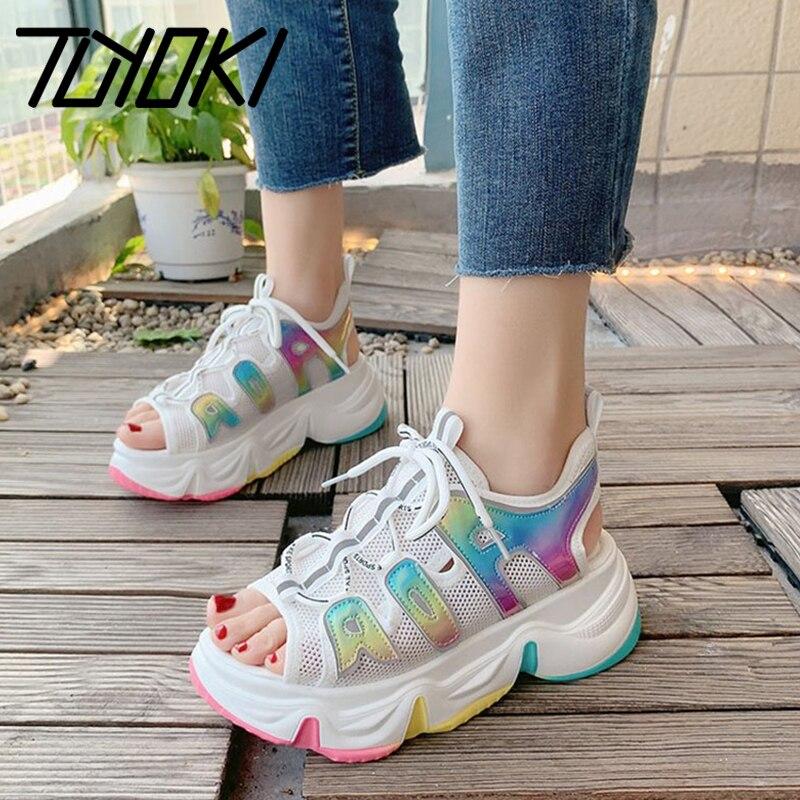 Tuyoki Size 35 40 Women Shoes Sandals