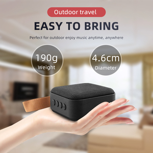 Image 3 - Mini Portable Bluetooth Wireless Speaker Loudspeaker Sound System Stereo Music Surround Outdoor Speaker Support FM Radio TFCard