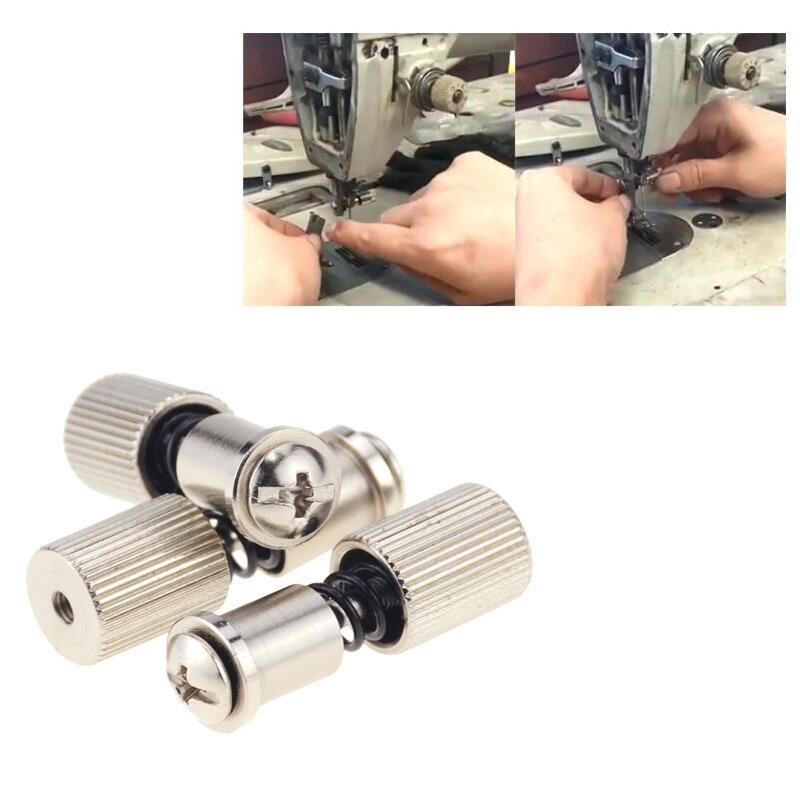 1 Piece Universal Flat Car Presser Foot Change Screw Quick Auxiliary Upper Presser Foot  Industrial Sewing Machine Accessories