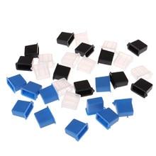 10 pièces USB type A mâle Anti-poussière bouchon bouchon bouchon protecteur
