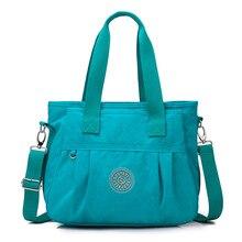 Nylon Bag Tote Women Messenger Bags Shoulder Travel Casual Fashion Shopping Ladies Handbag