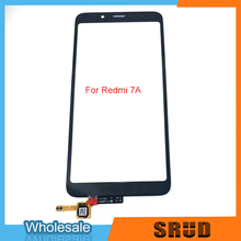 10Pcs 5.45'' Touch Screen Digitizer Panel For Xiaomi Redmi 7A Front Glass Sensor Replacement 10pcs lot for xiaomi redmi 6 redmi 6a touch screen digitizer touch panel sensor front outer glass for redmi 6 touch