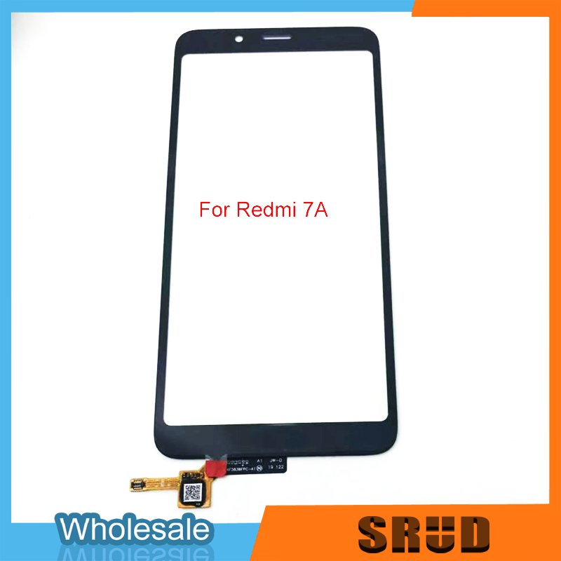 Phone Touch Screen Digitizer Glass For Xiaomi Redmi 7A 7 A Touch Screen Sensor Outer Glass Repair Parts Replacement With Tool
