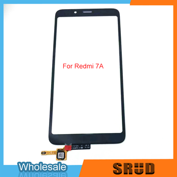 цена на Touch Screen Glass For Xiaomi Redmi 7A LCD Touch Screen Outer Digitizer Glass Repair Parts With Tool