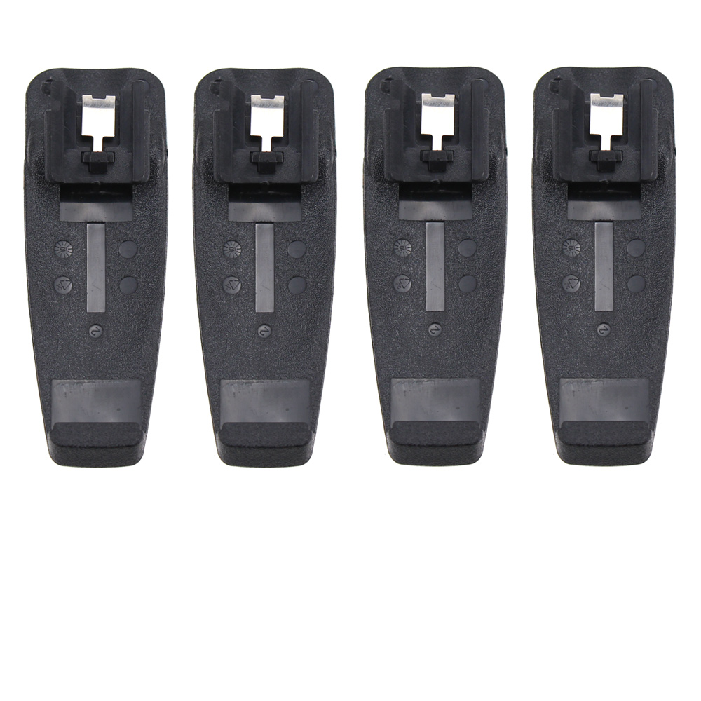 4X Belt Clip For Motorola A10 A12 CP110 EP150 Walkie Talkie