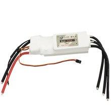 Hv 12s/16s/22s 300a blushless controlador esc para rc barco/prancha com caixa de programação e bec