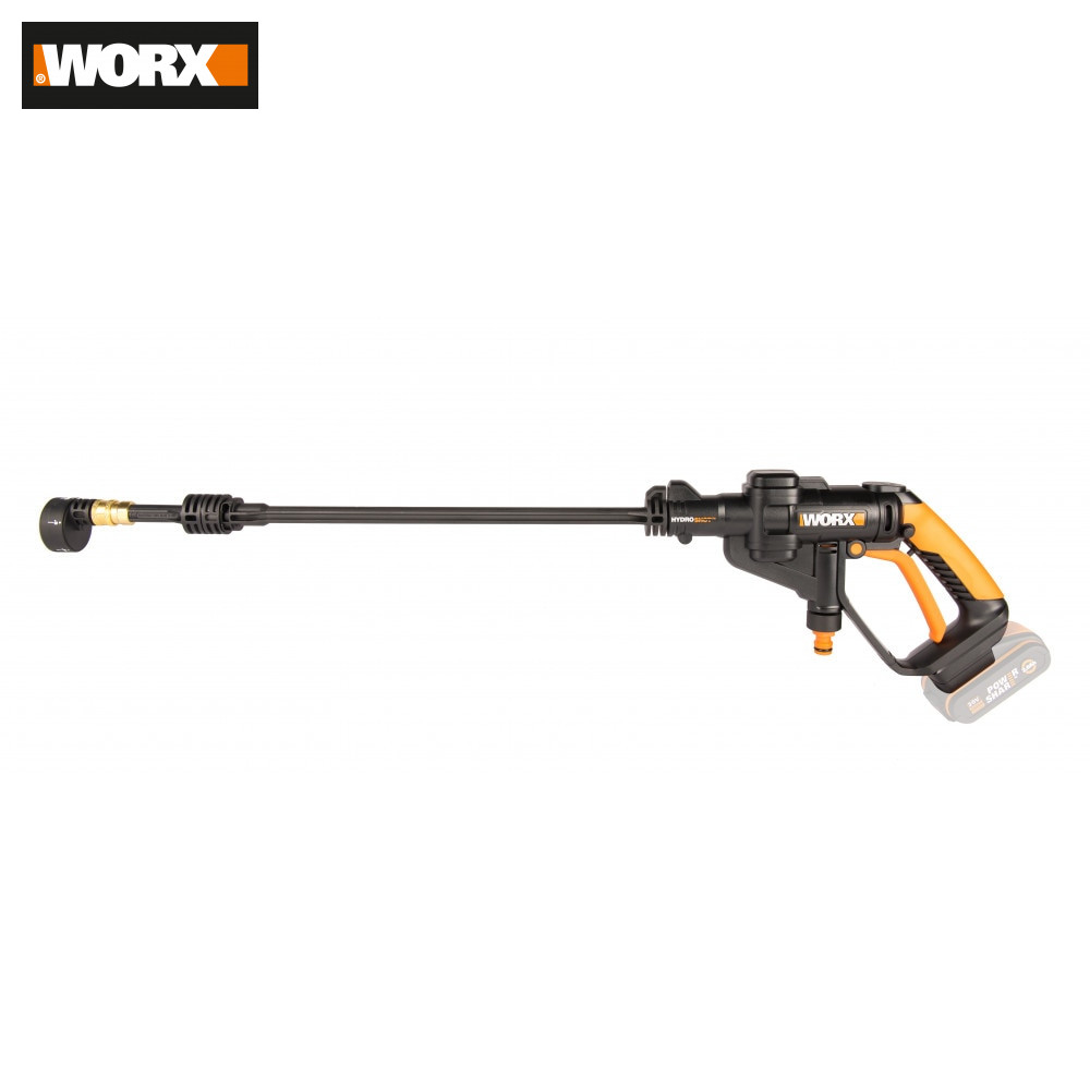 Car Washer WORX WG629E.9 High Pressure Washer Rechargeable