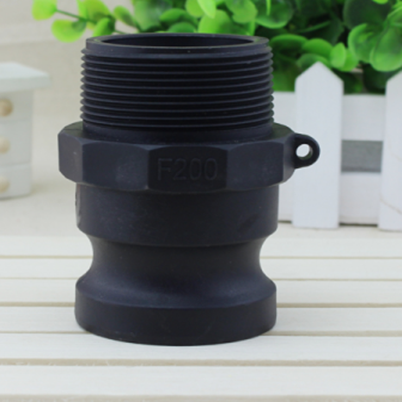 """Plastic Camlock Couplings  1/2"""" to 1"""" Quick Disconnect Coupling PP Adapter PP Pipe Fittings female camlock"""