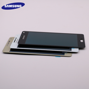 Image 5 - Original super AMOLED LCD for SAMSUNG Galaxy A5 2015 A500FU A500 A500F A500M Display Touch Screen Replacement Digitizer