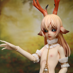 Image 5 - FreeShipping Funan The Deer Male Doll BJD 1/4 Fantasy Centaur Hybrid Fairies High Quality Toy For Girl Fairyland Oueneifs