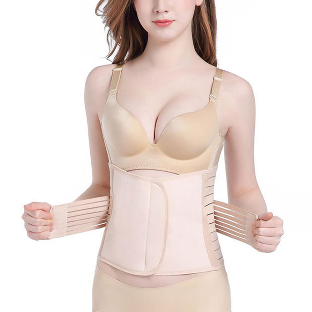 GloryStar Postpartum Belly Band Bandage Body Shaper Corset Belt Pregnancy Abdominal Maternity Belt