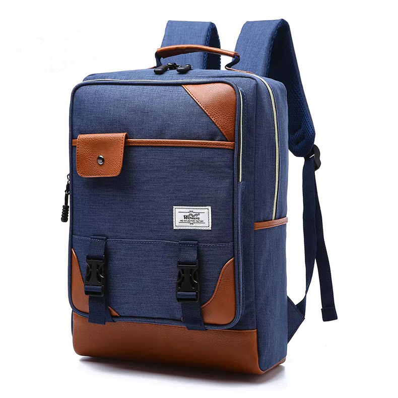 Men And Women Backpack Casual Travel Sports Backpack Korean-style Computer Bag High School College Student School Bag Men's Fash