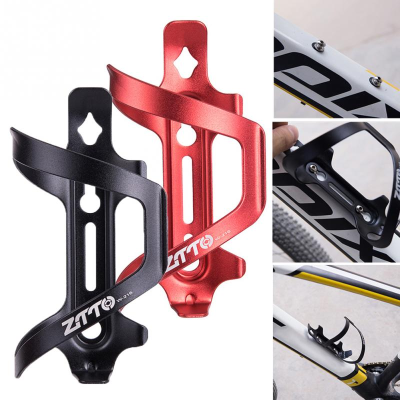 Mountain Bicycle Travel Easy Install Universal Bike Side Hard Mount Outdoor Aluminum Alloy Lightweight Bottle Holder Gift Cage