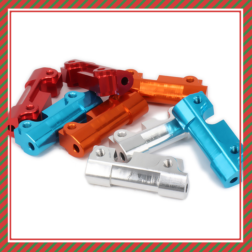 Aluminum Front/Rear Suspension Fixed Mount 512006 For Rc Hobby Model Car 1/10 FS Racing Truck Buggy 53810 Upgraded Hop-Up Parts(China)