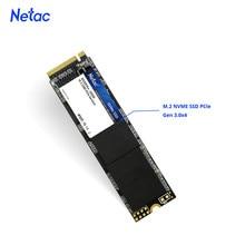 Netac-disco duro interno para ordenador portátil, unidad de estado sólido SSD M2 NVME SSD 1TB 128GB 256GB 512GB 250GB 500GB ssd M.2 2280 PCIe