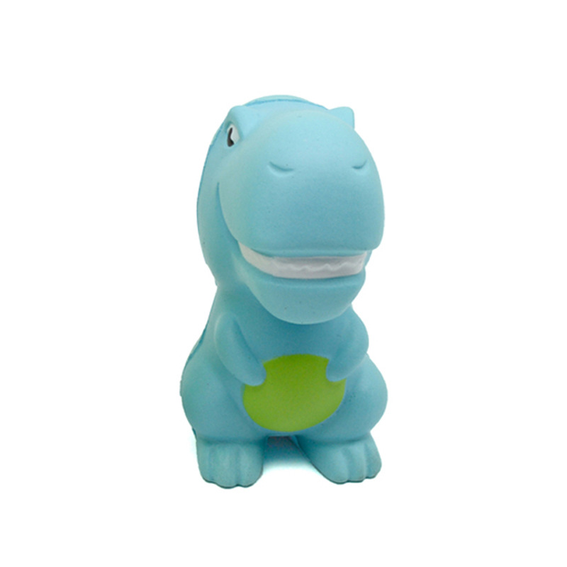 Kawaii Dinosaur Squeeze Toy Squishies Scented Slow Rising Squeeze Toys Stress Reliever Toys Toy Gift Dropshiping