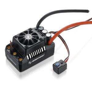 Image 5 - Originele Hobbywing Ezrun Max5 V3 200A Waterdichte Borstelloze Esc Voor 1:5 Rc Auto Op Weg Auto