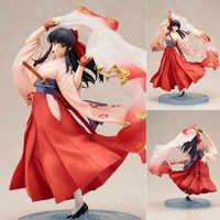 Figura de acción de Anime japonés Kotobukiya ARTFX J Sakura Wars, modelo de colección de regalo de PVC de 25cm a escala 1/8, Shinguji Sakura Dancing