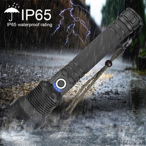 Image 2 - Most Powerful Lamp XHP70.2 Most Powerful Flashlight USB Zoom Led Torch XHP70 XHP50 18650 or 26650 Battery Best Camping, Outdoor