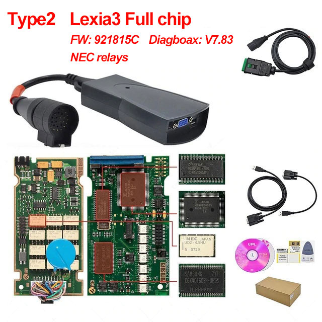 Lexia3 Full no clip