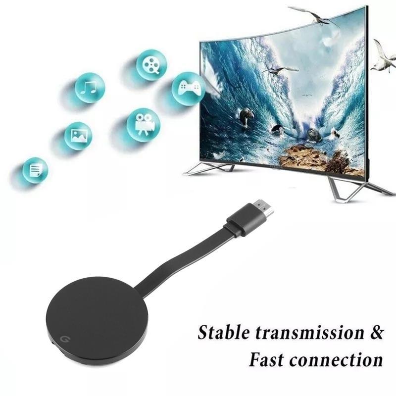 Wi-Fi беспроводной адаптер для телевизора, адаптер для google chromecast ultra 4K TV, для медиа-видео, для cromecast 3
