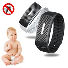 Dropship Mosquito Killer Wristband Summer Mosquito Repellent Bracelet Anti Mosquito Band Children Insect Killer For Kids