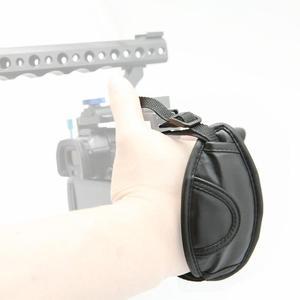 Image 2 - Alüminyum kamera kafes SONY a6500/a6400 Canon EOS M50 için XT 2 XT3 SLR hızlı Rease plaka montaj ile bileklik askısı