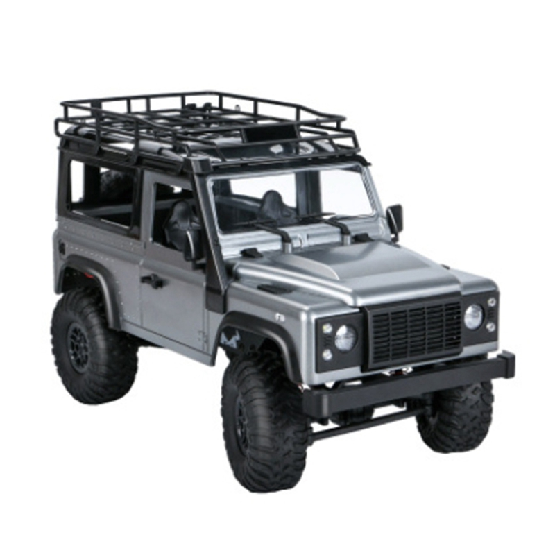 1:12 MN 4WD RC voitures 2.4G radiocommande RC voitures jouets RTR chenille tout-terrain Buggy pour Land Rover véhicule modèle tout-terrain camions