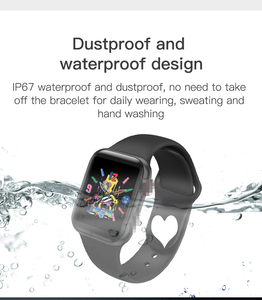 Image 5 - F20 smart watch Bluetooth Call  Fitness Tracker Watch with Heart Rate Monitor Temperature detection  PK  IWO 8 12 F10 W68 W34