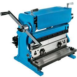 Sheet Metal Brake Shear Press Brake 3-in-1 12-inch Sheet Metal Machine Shears and Slip Roll Machine for Shear Bending Rolling