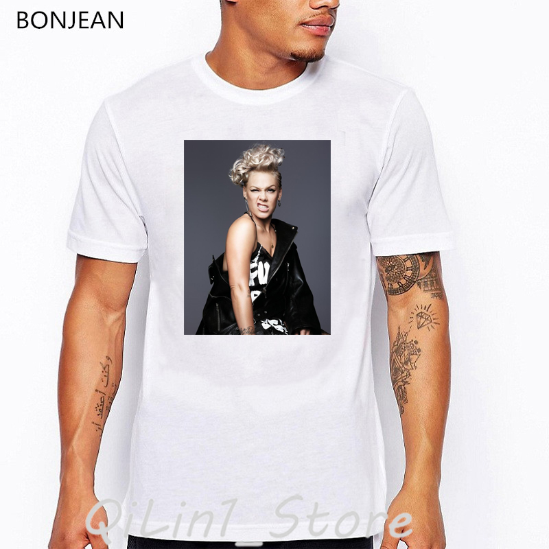 <font><b>P</b></font>!<font><b>NK</b></font> Beautiful Trauma World Tour New Date 2019 tee <font><b>shirt</b></font> homme rock hip hop <font><b>t</b></font> <font><b>shirt</b></font> men summer oversized <font><b>t</b></font>-<font><b>shirt</b></font> streetwear image