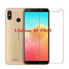 For Ulefone S9 Pro New 9H Hardness 2.5D Ultra-thin Toughened Tempered Glass Film Screen Protector Protect Guard(China)